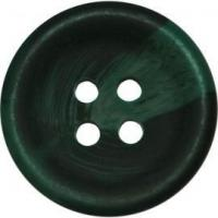 Buy cheap Dark Green Variegated Concave 4-hole Button from wholesalers