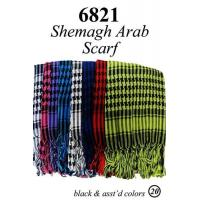 Buy cheap Premium Shemagh Arab Head Neck Scarf, S6821 from wholesalers