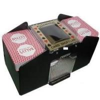 Buy cheap RV Four Deck Card Shuffler from wholesalers