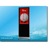 Buy cheap 42 inch Wireless 3G Wifi HD floor standing lcd ad player from wholesalers