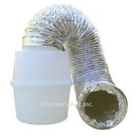 Buy cheap Appliance Accessories Indoor Dryer Vent Kit 110497 Aluminum from wholesalers