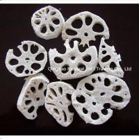 Buy cheap Freeze Dried Lotus root Slices from wholesalers