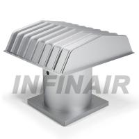 Buy cheap Roof Top Axial Fan Roof Exhaust/Roof Supply -IAS-RE/RS from wholesalers
