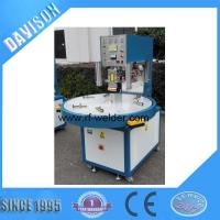 Buy cheap 8kw 3 Stations Turntable Radio Frequency PVC Thermoformed Blister Packaging Machine product