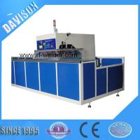 Buy cheap 15KW Movable Radio Frequency PVC Membrane Structure Welding Machine With PLC product