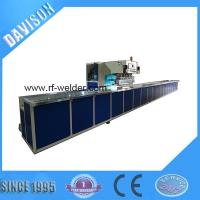 Buy cheap 8KW Auto Steps HF Membrane Structure Welding Machine For PVC Tarpaulin product