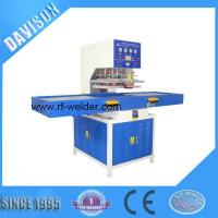 Buy cheap 2 Stations Shuttle Tray Auto Sliding Table HF PVC Blister Packaging Machine product