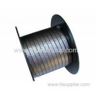 Buy cheap Pure Graphite Braided Packing from wholesalers