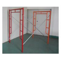 Buy cheap Walk Through Frame Scaffolds from Wholesalers