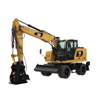 Buy cheap Articulated Trucks M314F Wheeled Excavator from wholesalers