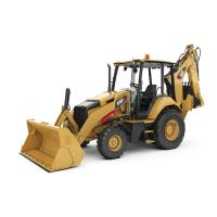 Buy cheap Articulated Trucks 415F2 Backhoe Loader product