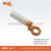 DTL5 Preinsulated Crimping Lugs Cable Bimetallic Lug Suitable for Connecting ABC Cables