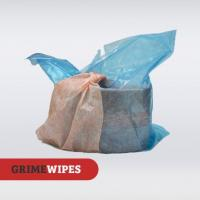 Buy cheap Grime Wipes Refill Roll  250 wipes (Box of 4) from wholesalers