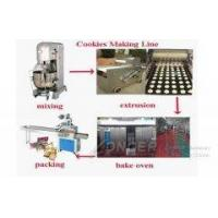 Buy cheap Commercial Cookies Production Line from wholesalers