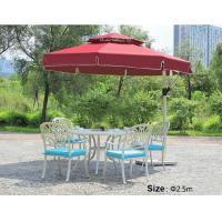 Buy cheap Wholesale outdoor parasol market umbrella from wholesalers