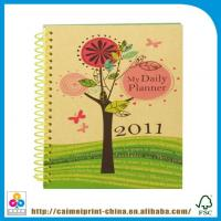 Buy cheap Note Books Wire-O Book Printing from wholesalers