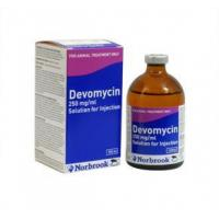 Buy cheap Devomycin 250 mg/ml Solution for Injection from wholesalers