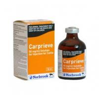 Buy cheap Carprieve 50mg/ml Solution for Injection for Cattle from wholesalers