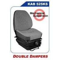 Buy cheap KAB 525KS, Mechanical Suspension Heavy Equipment Seats from wholesalers