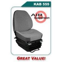 Buy cheap KAB 555, Air Suspension Heavy Equipment Seats from wholesalers
