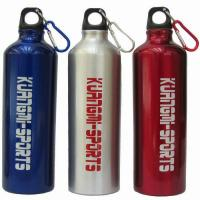 Buy cheap 650mL Aluminum Water Bottle from wholesalers
