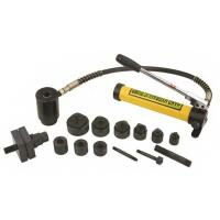 Buy cheap SYK-15 hydrualic Hand knockout punch driver and die, steel plate hole digger kit from wholesalers