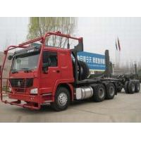 Buy cheap Sinotruk Special Vehicle Logging Truck from wholesalers