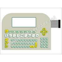 Buy cheap Display Window Membrane Keypad from wholesalers
