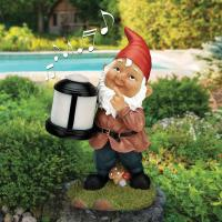 Buy cheap Audio The Wireless Garden Gnome Speaker. product