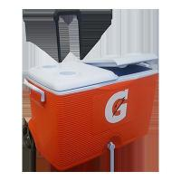 Buy cheap Gatorade 60 Qt. Wheeled Ice Chest w/ Handle GAT-1306828 from wholesalers