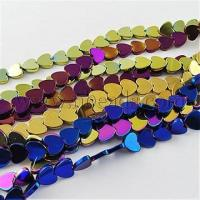 Buy cheap Non-magnetic Hematite Beads Strands, Grade A, Heart, Mixed C...(X-G-Q883-6x6mm-M) from wholesalers