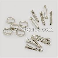 Buy cheap Mixed Jewelry Findings Iron Flat Alligator Hair Clip Finding...(IFIN-X0010) from wholesalers