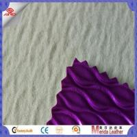 Buy cheap New arrival fish skin single needle brush fabric textiles leather alibaba online product