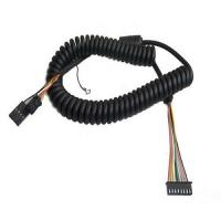 Buy cheap Spiral Cable Assembly with Connector from wholesalers