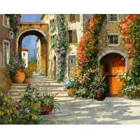 Buy cheap Hand-painted Landscape Oil Painting from wholesalers