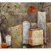 Buy cheap Pure hand-painted abstract oil painting Still Life from wholesalers