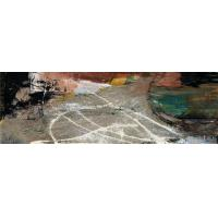 Buy cheap 100% pure hand-painted abstract oil painting from wholesalers