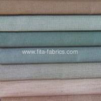 Buy cheap Blackout curtain lining fabric from wholesalers