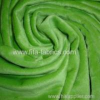 Buy cheap Minky Fleece with Very Good Luster from wholesalers