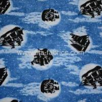 Buy cheap 100% cotton printed interlock fabric/Knitting Fabrics from wholesalers