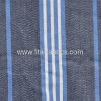 Buy cheap 100% cotton yarn dyed check fabric with light weight maily for shirt use from wholesalers