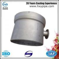 Buy cheap Potable Water Socket Spigot Tee Flanged Branch from wholesalers