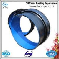 Socket End for Cement Pipe with Epoxy Resin Coating