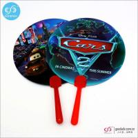 Products Customized Plastic Hand Fan Summer Promotional Gifts PP Fan