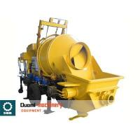 Buy cheap DMJBT15 30 diesel concrete mixer pump from wholesalers