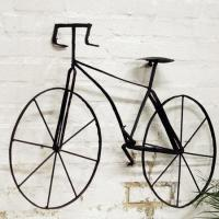 Buy cheap Scrap Metal Wall Bicycle from wholesalers