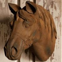 Buy cheap Estate Stone Horse Head from wholesalers
