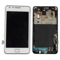 Buy cheap For Samsung I9100 LCD Assembly With Frame White from wholesalers