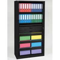 Buy cheap Art & Office Products Bisley Tambour Cabinet 78 from wholesalers