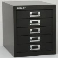 Buy cheap Art & Office Products Bisley 5-Drawer Desktop Multidrawer Cabinet from wholesalers